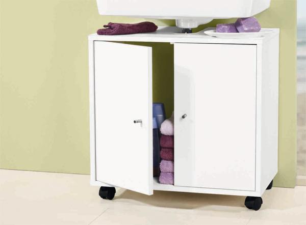 Ikea Patrull Babyphone Erfahrungen ~   unterschrank mod b060 waschbecken unterschrank 2 türig auf rollen