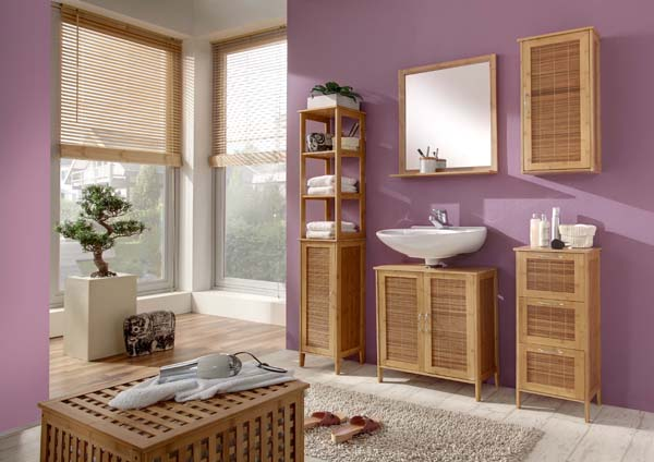 Bambus badezimmermöbel  Badezimmerschrank Bambus: Suchergebnis auf amazon für: bambus hoch ...
