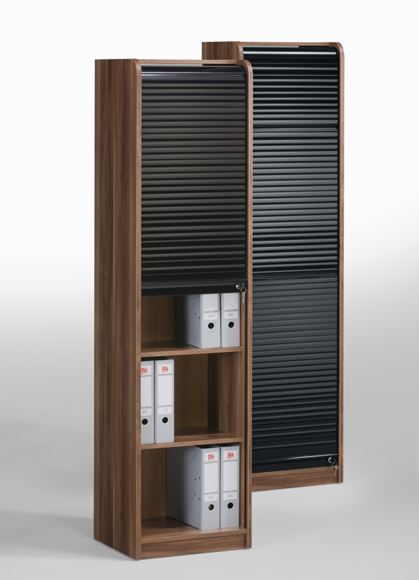 rollo aktenschrank rolladenschrank selber bauen b rom bel. Black Bedroom Furniture Sets. Home Design Ideas