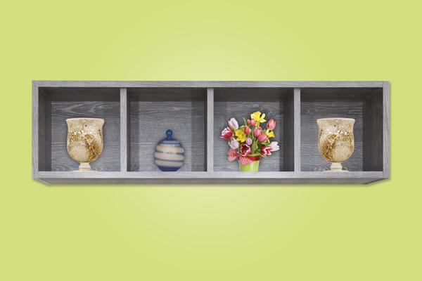 wandregal b cherregal regal w rfel cd dvd mod r430 mooreiche grau anthrazit ebay. Black Bedroom Furniture Sets. Home Design Ideas