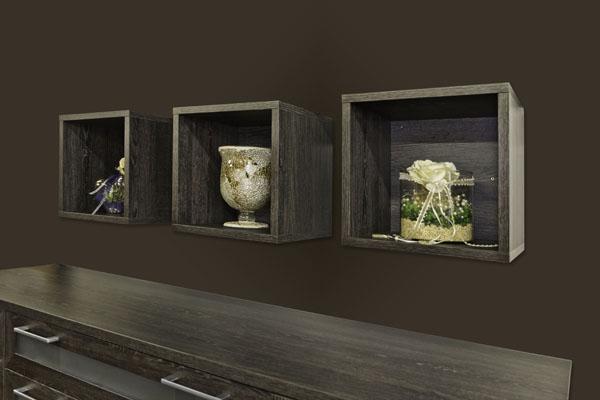 3er set w rfelregal w rfel wandregal regal b cherregal mod. Black Bedroom Furniture Sets. Home Design Ideas