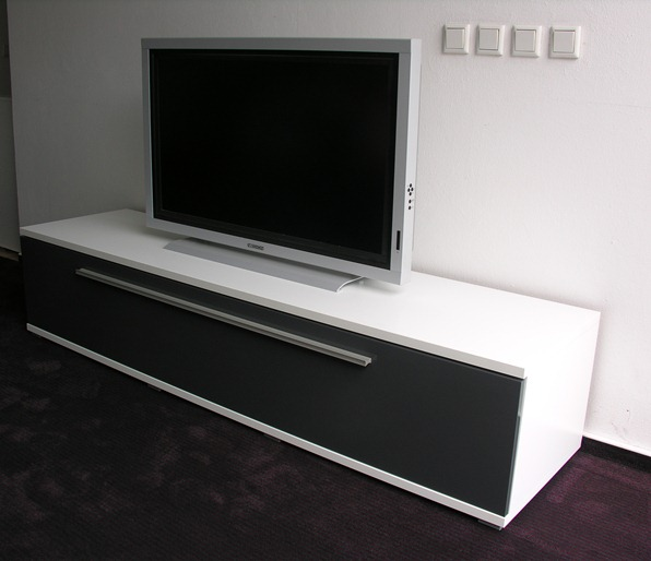 tv hifi schrank lowboard kommode aktenschrank mod tv631. Black Bedroom Furniture Sets. Home Design Ideas