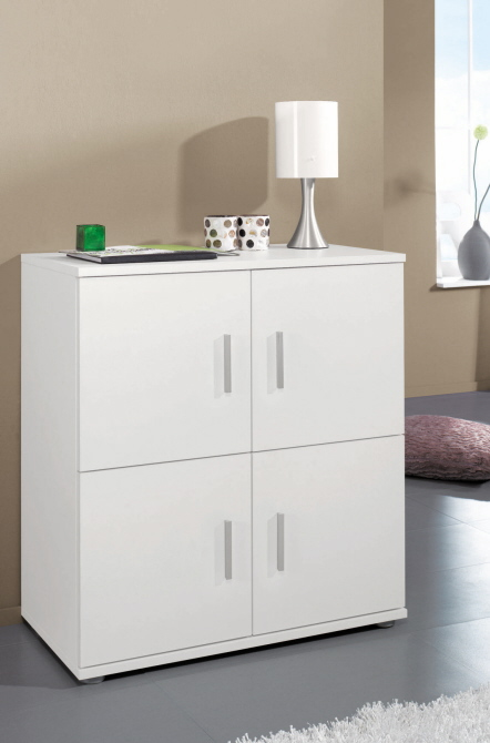 mehrzweckschrank aktenschrank schrank kommode mod a2 weiss ebay. Black Bedroom Furniture Sets. Home Design Ideas