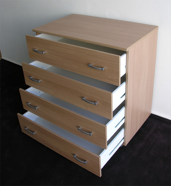 kommode schubladen schrank aktenschrank mod k372 noce ebay. Black Bedroom Furniture Sets. Home Design Ideas