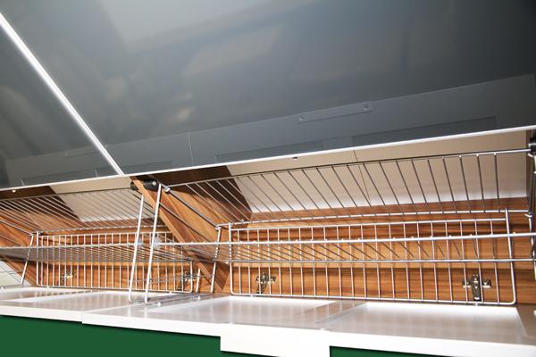 schuhschrank schuhkipper metallschuhkorb mod s554 nussbaum walnuss schwarz glas. Black Bedroom Furniture Sets. Home Design Ideas