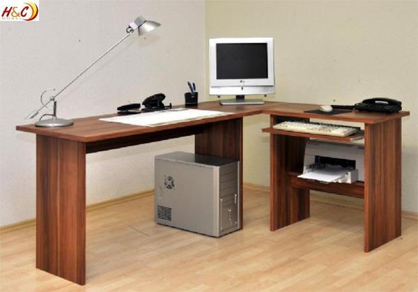 eckschreibtisch eckcomputertisch tisch computertisch mod. Black Bedroom Furniture Sets. Home Design Ideas